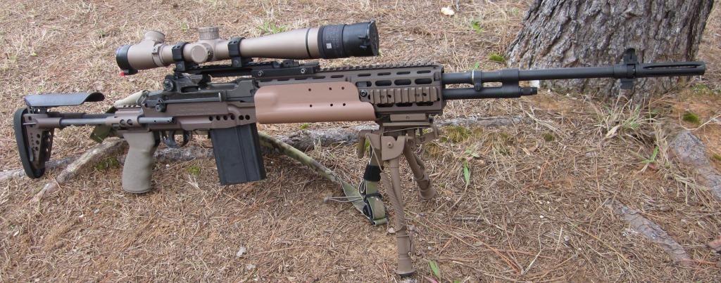 Sage Mk14 EBR-RI 7 62x51mm NATO   #ebrtemp   Guns, Battle