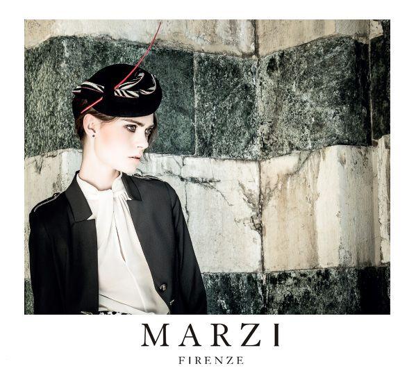 MARZI wintercollection model 2015