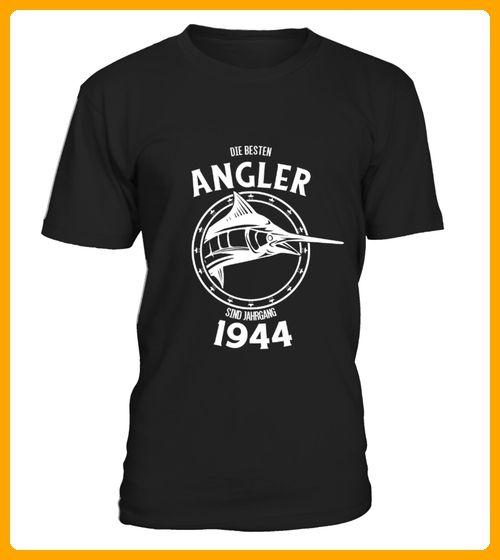 Die besten Angler sind Jahrgang 1944 - Angler shirts (*Partner-Link)