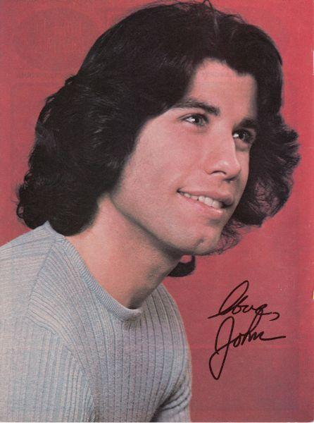 John Travolta John Travolta Celebrity Moms John Travolta Young