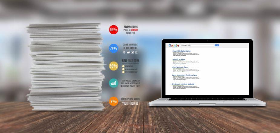 doing research presentation template | sharetemplates, Powerpoint templates