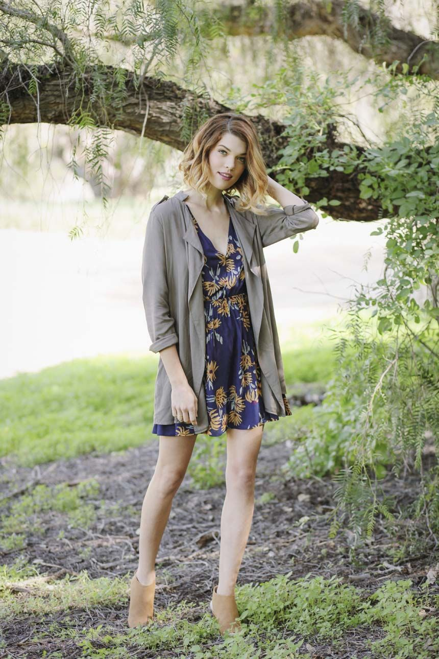 Inspiration: Fashion Ruche Making the Grade Lookbook catalog photo