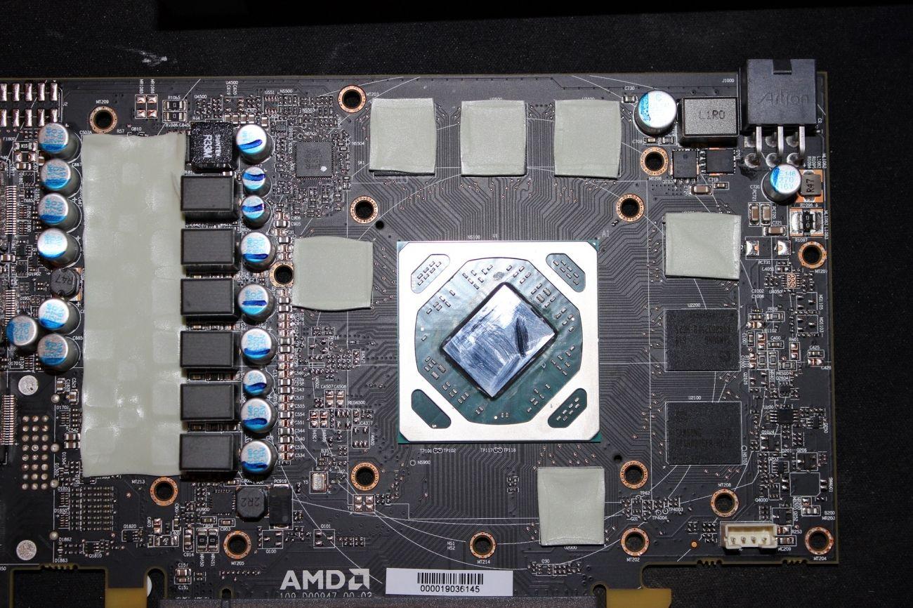 AMD Radeon RX 480 4GB models have 8GB RAM, unlocked with