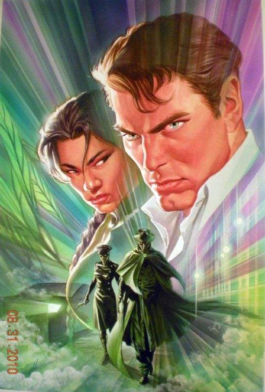 The Green Hornet No.14 2011 Alex Ross Cover