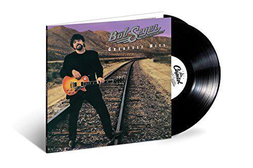 Bob Seger The Silver Bullet Band Greatest Hits 2 Lp 120 Gram Amazon Com Music Bob Seger Greatest Hits Greatest Hits Vinyl