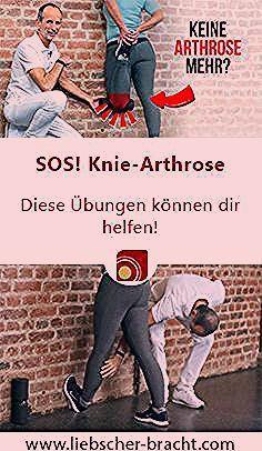 Photo of Die besten Übungen gegen Kniearthrose