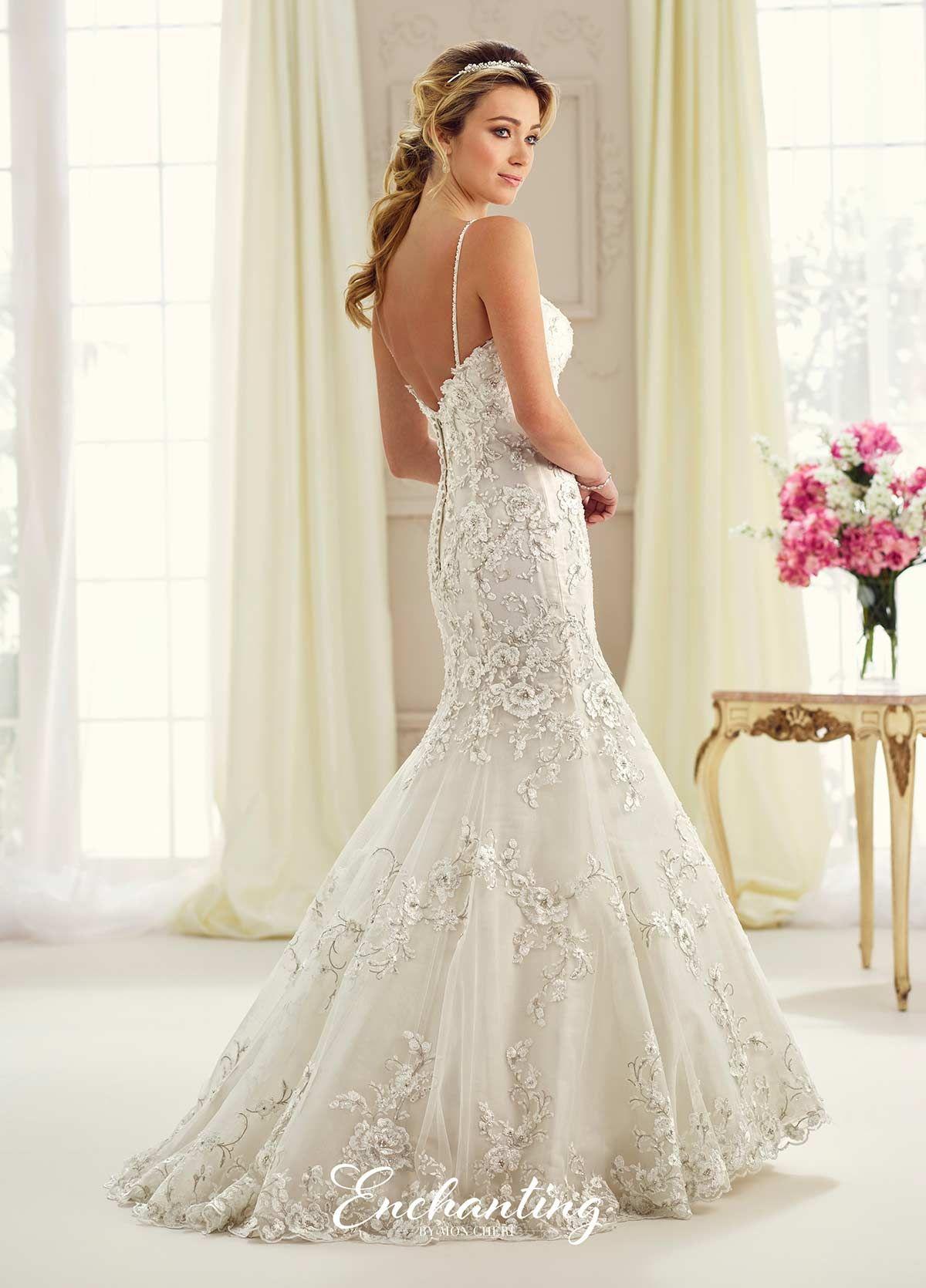Enchanting 217124   Mon Cheri Bridals   Mon cheri wedding