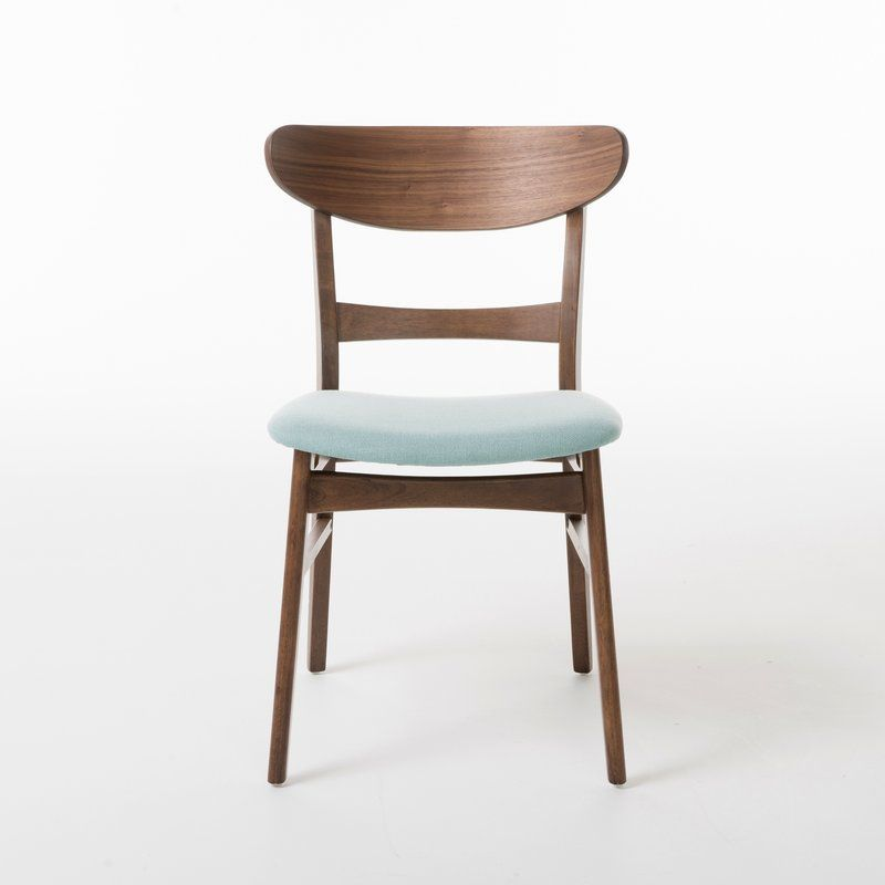 Barroso Solid Wood Dining Chair Solid Wood Dining Chairs Midcentury Modern Dining Chairs Dining Chairs