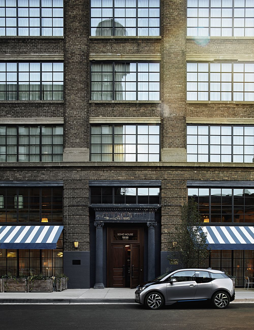 BMW I & SOHO HOUSE ANNOUNCE GLOBAL PARTNERSHIP. EXPLORATION OF INNOVATION, ARTS AND DESIGN | EAC MAG