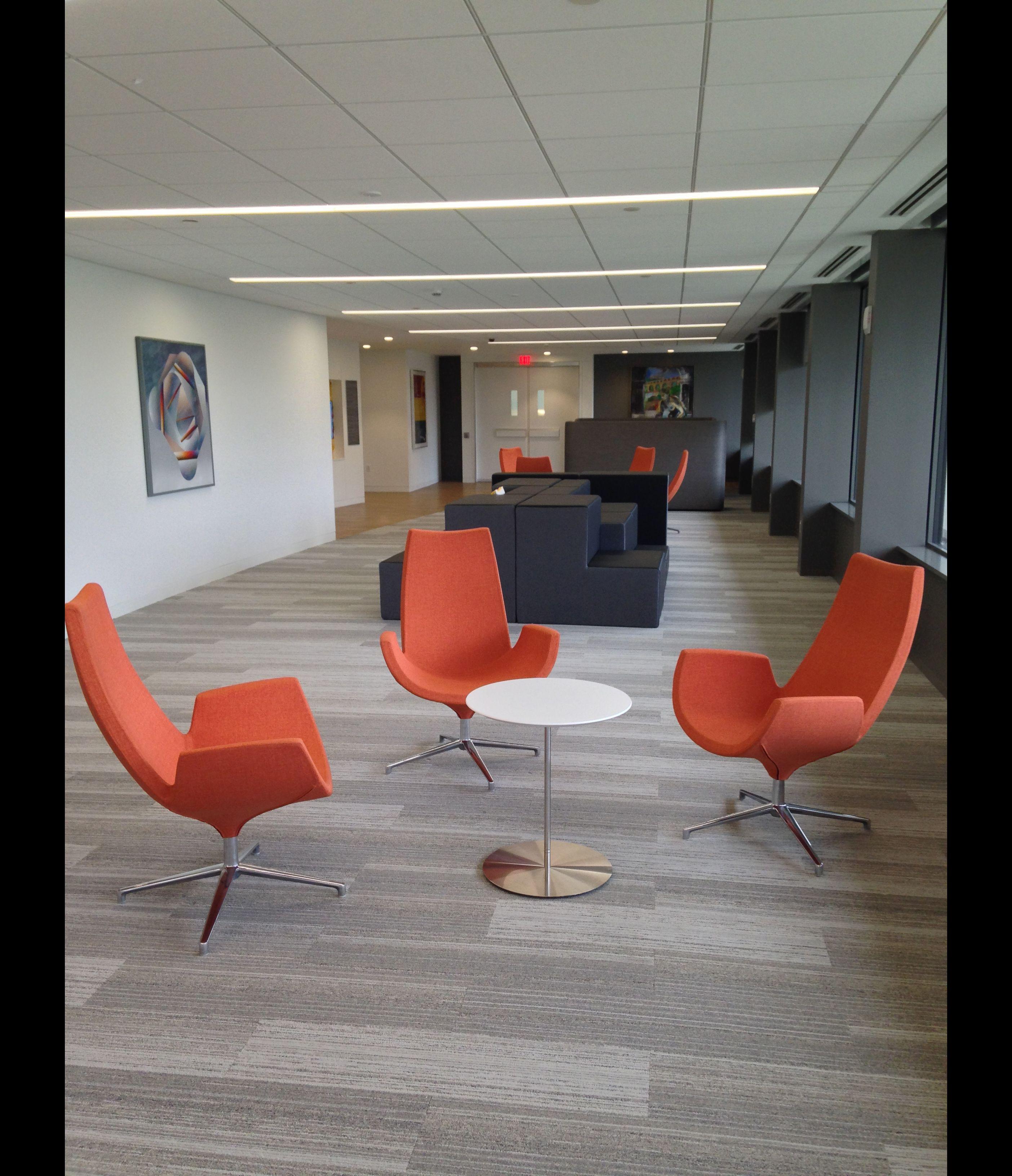 Smile Chair Pepsico Headquarters
