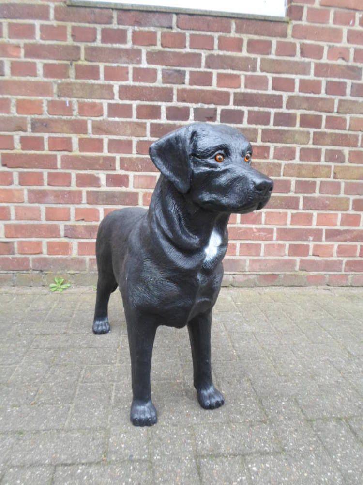 Labrador Lebensgrosse Tierfiguren 70 X 90 Cm Hunde Figuren Garten Hu044 Labrador Tiere Hunde