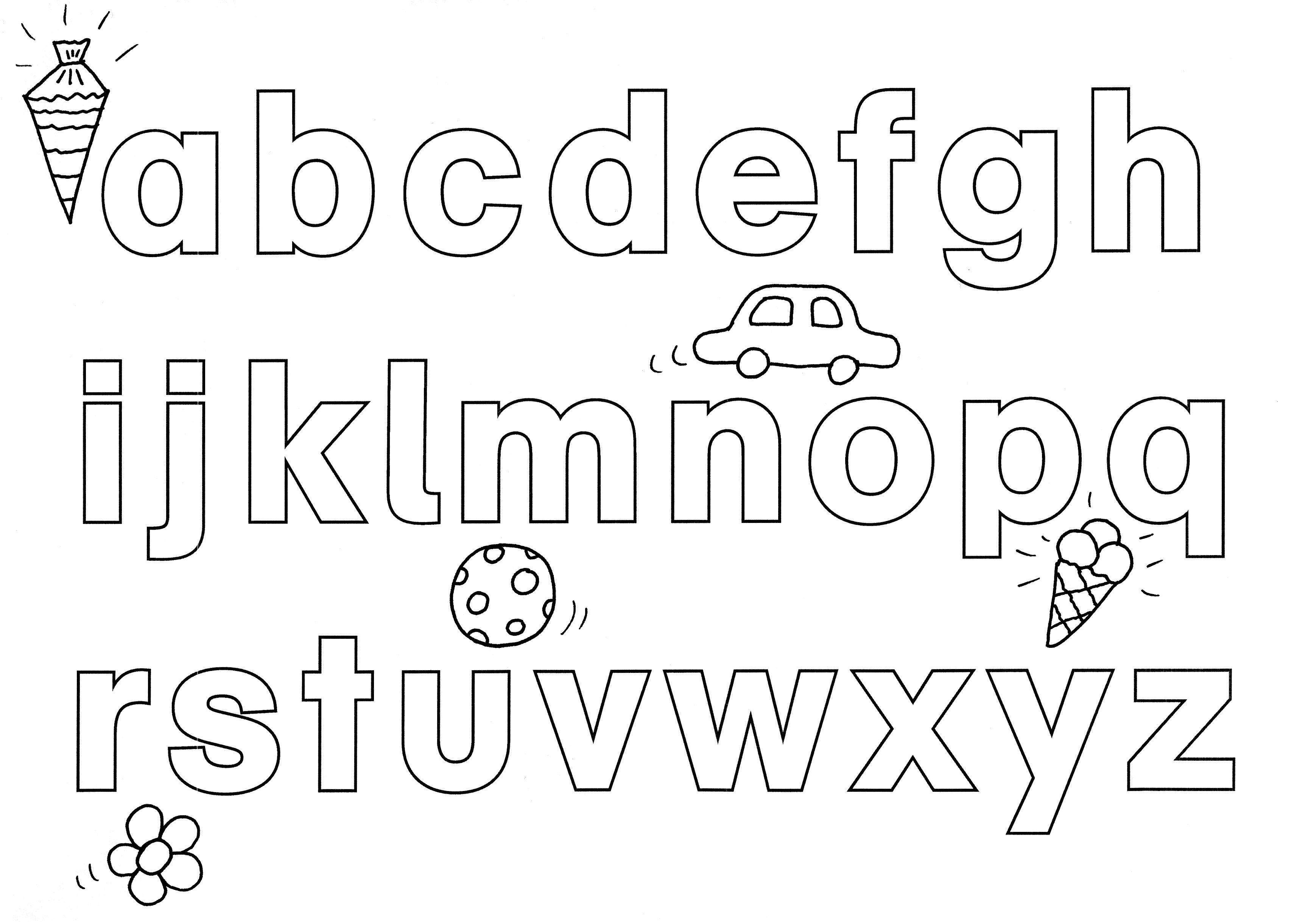 Ausmalbild Buchstaben Lernen Abc Ausmalen Kostenlos Ausdrucken Malvorlagen Buchstaben Lernen Kostenlose Ausmalbilder