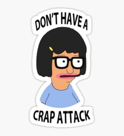 Bobs Burgers Stickers
