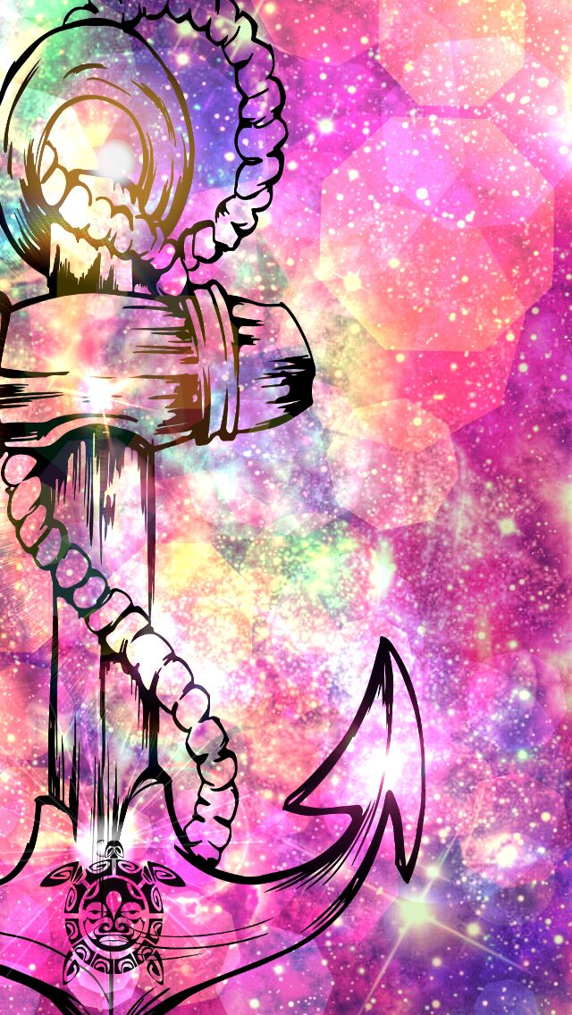 Anchor galaxy by rose hispter wallies create by me for Imagenes animadas para fondo de pantalla
