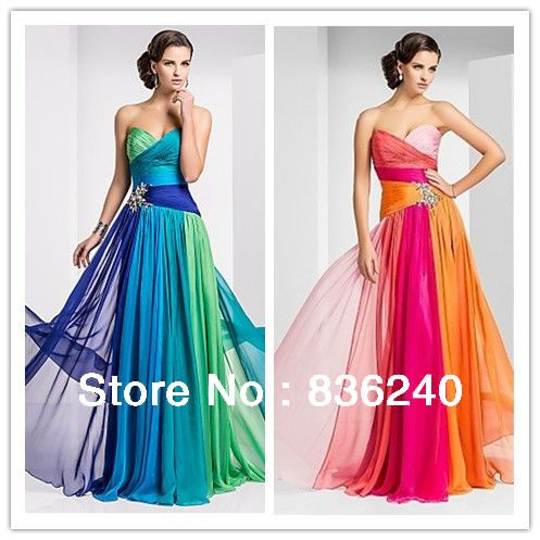 Vestidos de fiesta ultima moda 2014