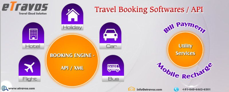eTravos Technology Platform is A travel technology solution provider