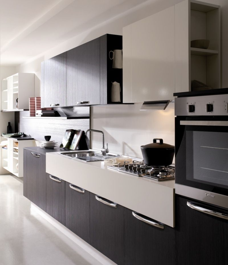 Best Erika By Aran Cucine With Images European Kitchen 400 x 300