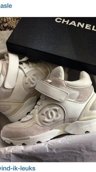 a0cc4b583d5 shoes chanel sneakers
