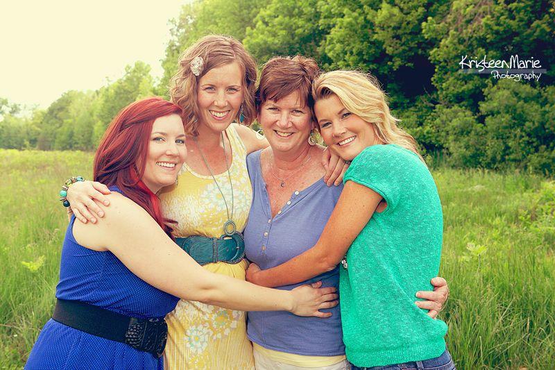 Happy Family - Adult Family Photography