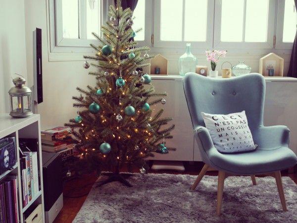 sapin de no l petit budget no l christmas deco noel. Black Bedroom Furniture Sets. Home Design Ideas