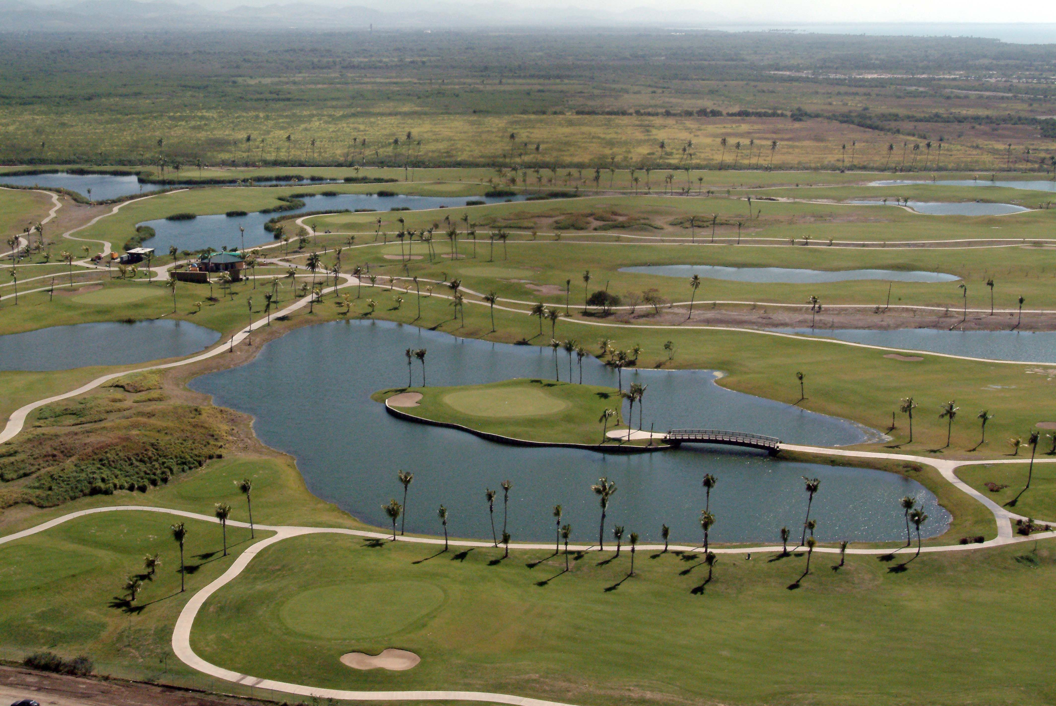 Costa Caribe Golf Course Ponce Puerto Rico Cma Architects Engineers Llc 2004 Golf Courses Puerto Rico Golf