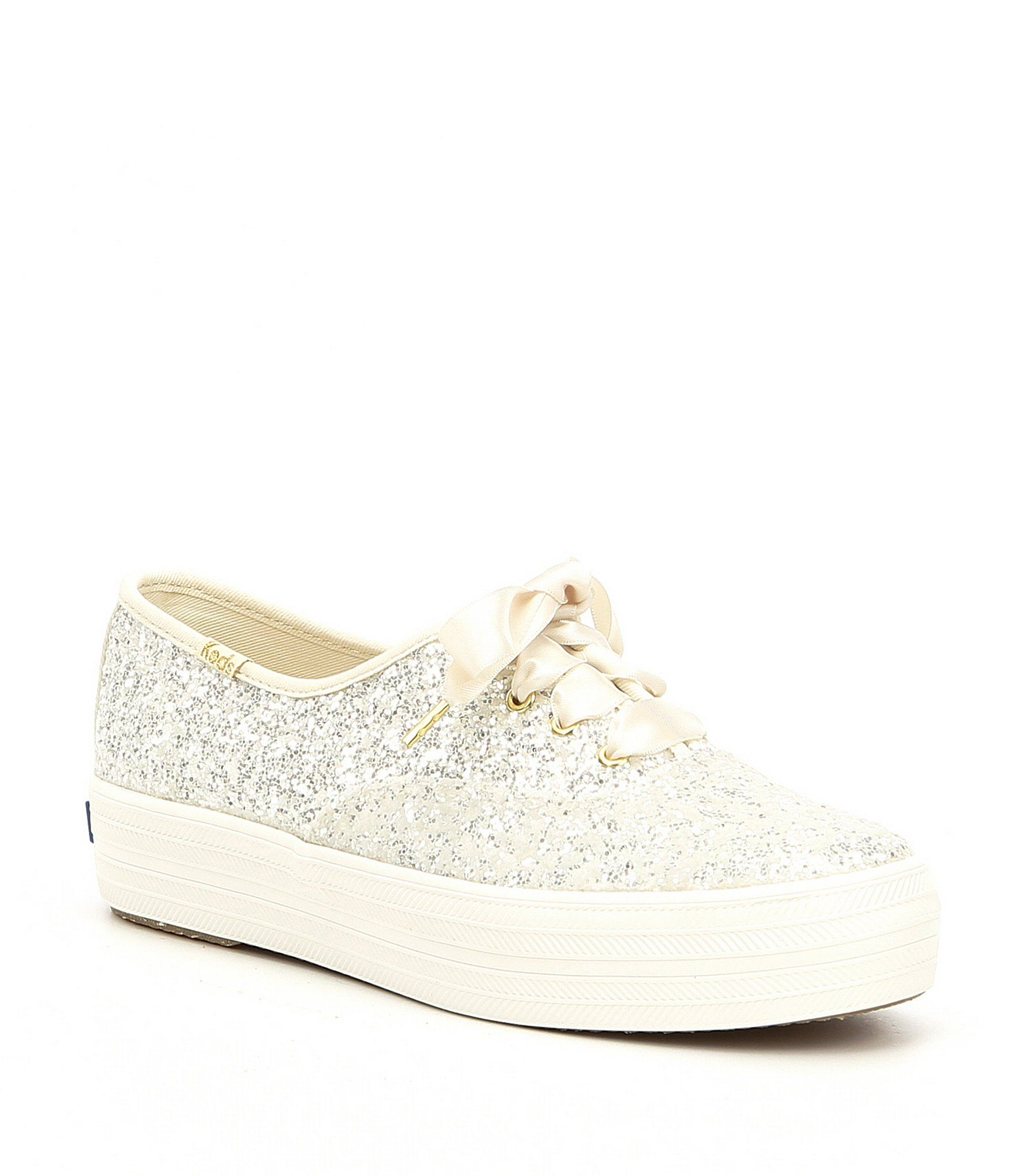 535397c8be5 Shop for keds x kate spade new york Triple Ks Glitter Sneakers at  Dillards.com. Visit Dillards.com to find clothing
