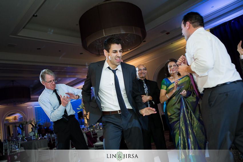 Ritz Carlton Dana Point Wedding Reception | Alkesh & Pooja