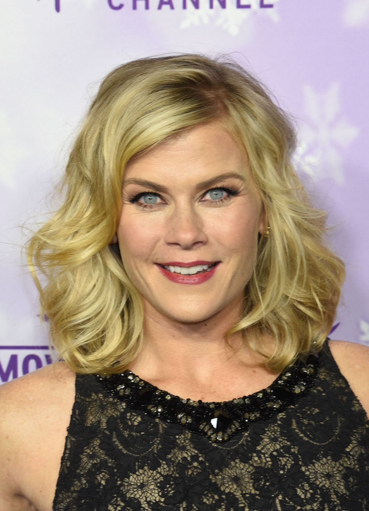 Alison Sweeney Family Pictures pin on hair