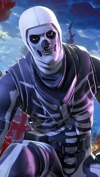 Fortnite Halloween Skull Trooper Skull Ranger 4k Hd Mobile Smartphone And Pc Desktop Laptop Wallpaper 3840x2160 1920x1080 2160 Fortnite Wallpaper Trooper