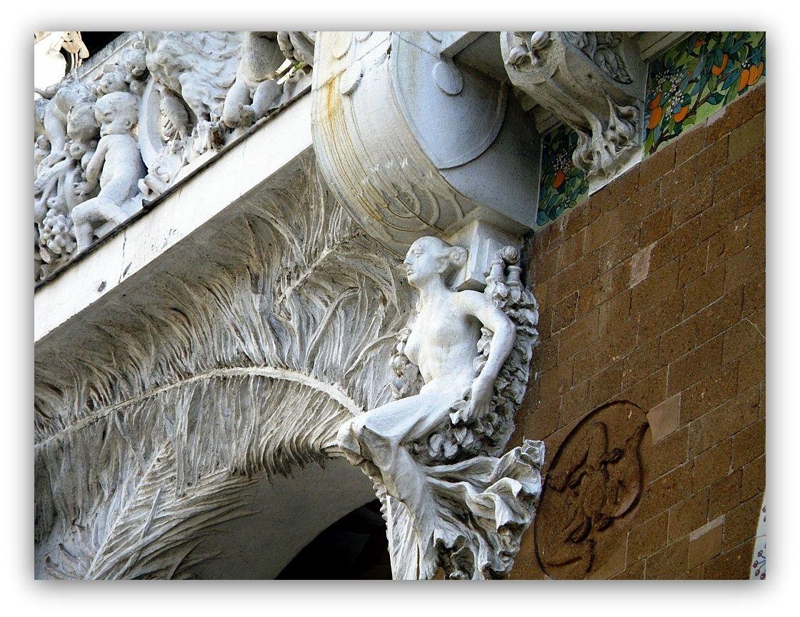 Art Nouveau a Roma: Villino Ximenes