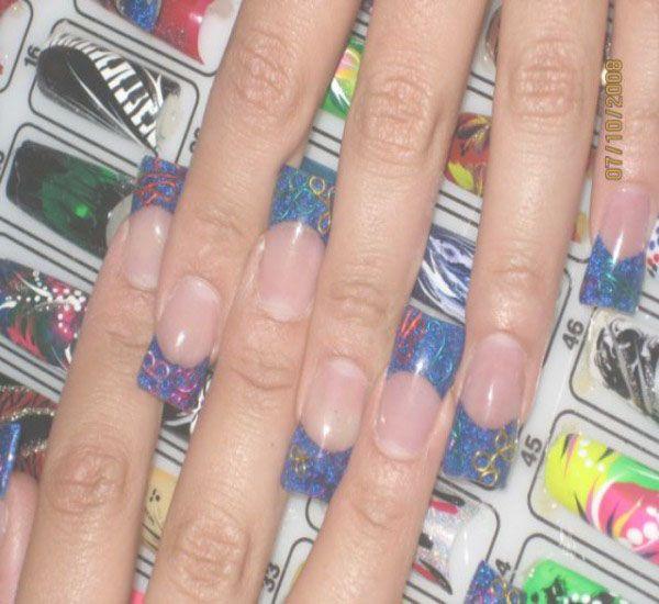 Aztec Layouts Nails Httpcoolnaildesignszaztec Designs