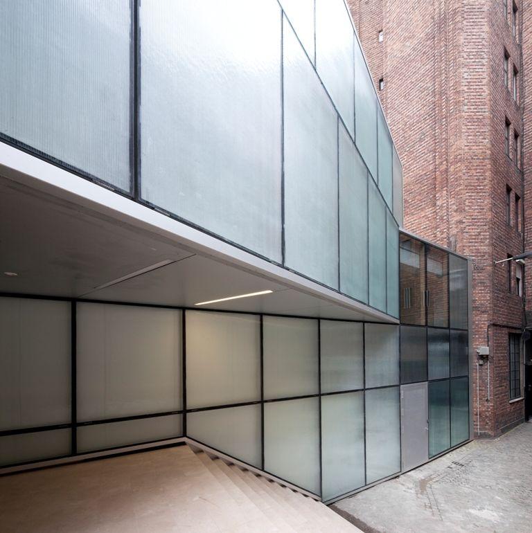 271. CERCLE ROYAL DES BEAUX-ARTS – Atelier d'architecture