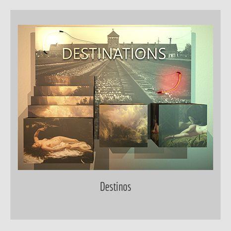 DESTINOS. YENY CASANUEVA Y ALEJANDRO GONZÁLEZ. PROYECTO PROCESUAL ART.