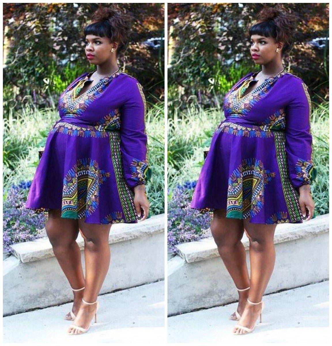15 Super Stylish Ankara Styles For Pregnant Women ...