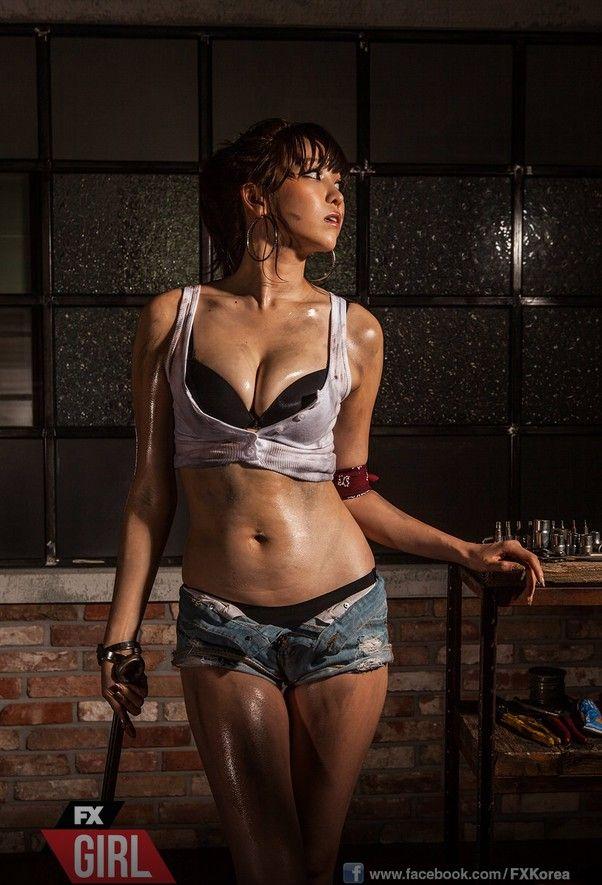 Juice sexy pretty asian women tit girls