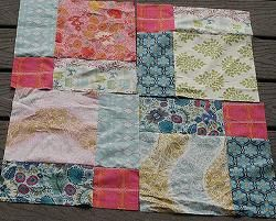 The Magician's Disappearing 9 Patch magic nine patch #quilt #block is the perfect beginning to a gorgeous and creative quilt. This disappearing nine patch quilt block is basic enough that you can use any type of fabric to create a truly remarkable quilt for any occasion, and it's so simple!