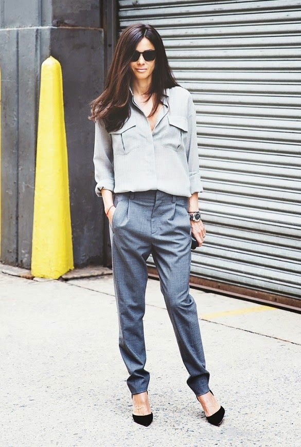 Reinvent Your Old Button-Up Blouses
