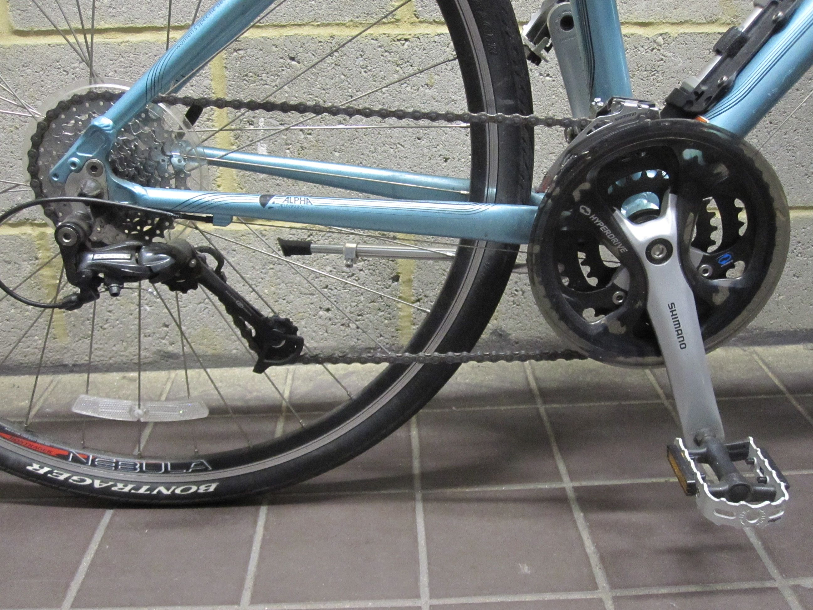 It May Cause Your Chain To Slip Not Shift Properly And Will
