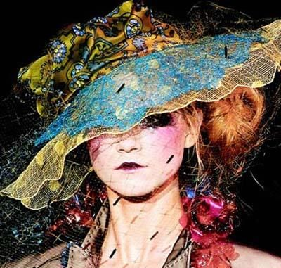 ACCESSORIES - Hats John Galliano Gw4pI