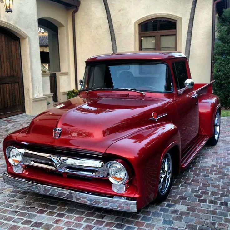 1956 Ford F100 -