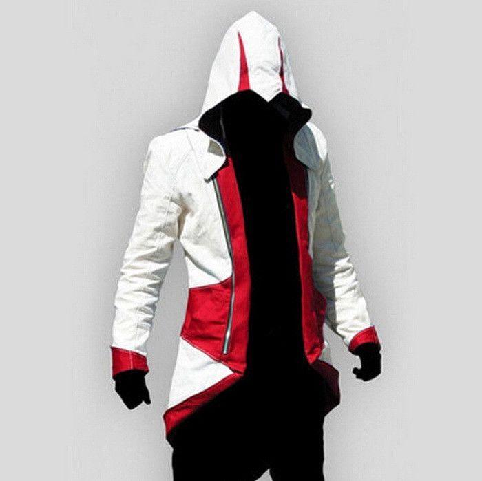 futuristes HoodiecoutureVêtements Creed Assassins HoodiecoutureVêtements Assassins futuristes Creed 3 Creed Assassins 3 3ALcq54RjS