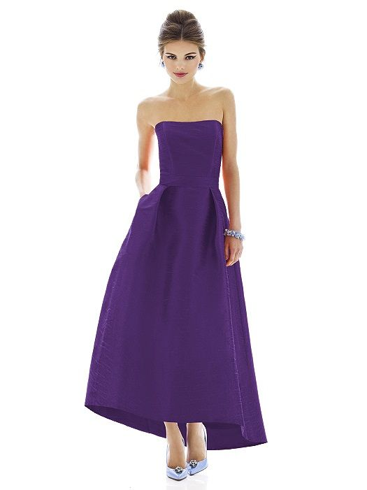 Alfred Sung Style D581 http://www.dessy.com/dresses/bridesmaid/d581/#.Uub9D_30Ay4