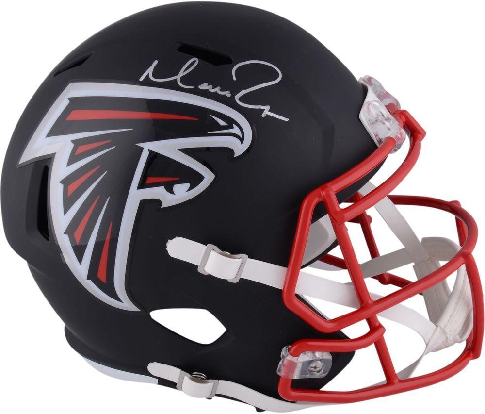 Autographed Matt Ryan Falcons Helmet Fanatics Authentic Coa Item 9020746 Football Helmets Atlanta Falcons Football Helmets For Sale