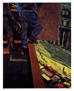 Illustration acrylic magazine illustration GRAPHIS robert weaver