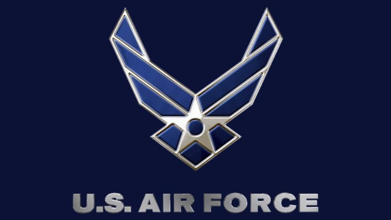 Pin By Sarah R Cooper On Usaf Air Force Force History Logo
