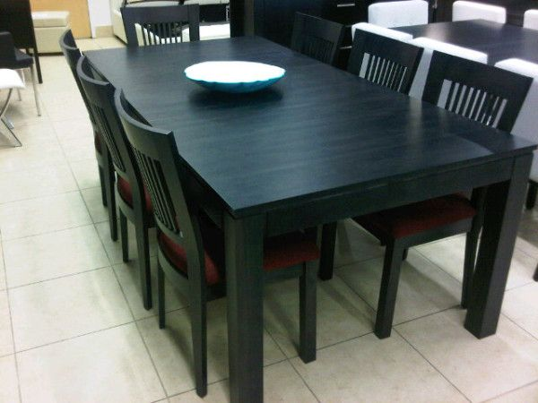 Custom Solid Wood Dining Table Chairs Made In Canada Furniture Stunning Canadian Dining Room Furniture