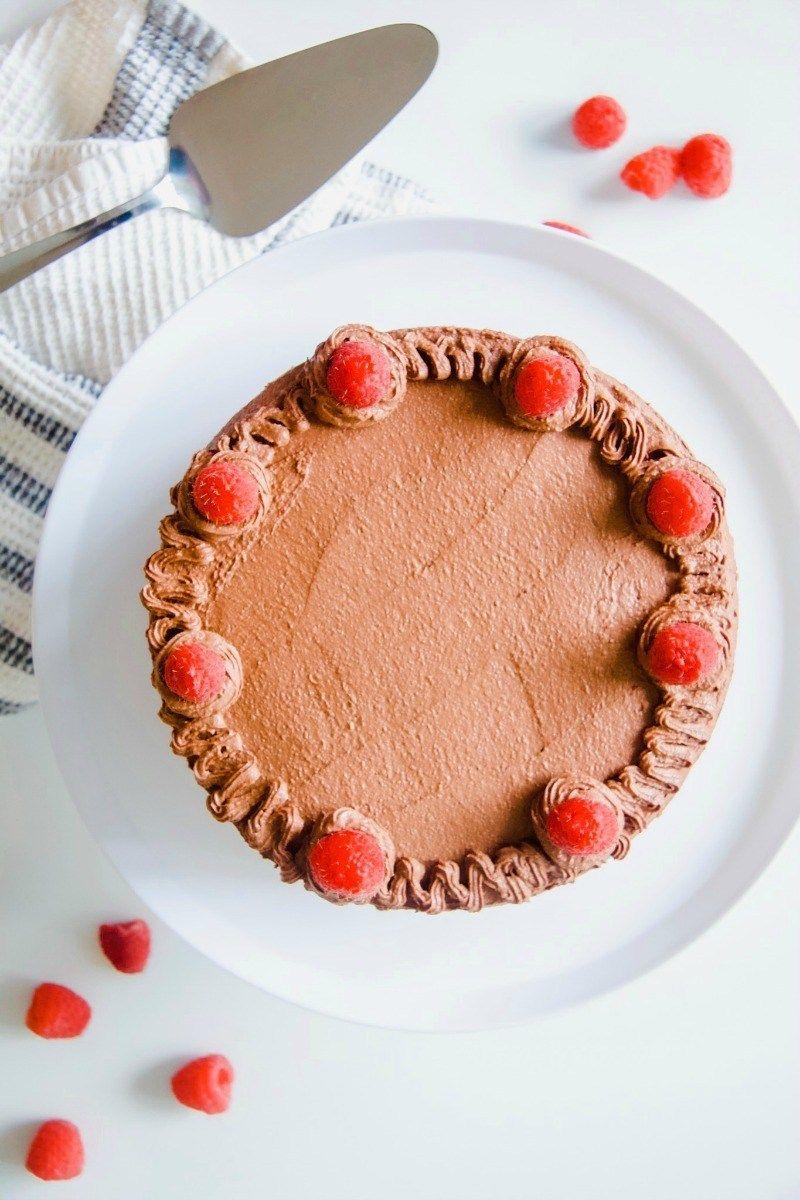 KetoFriendly Chocolate Cake Recipe Chocolate cake