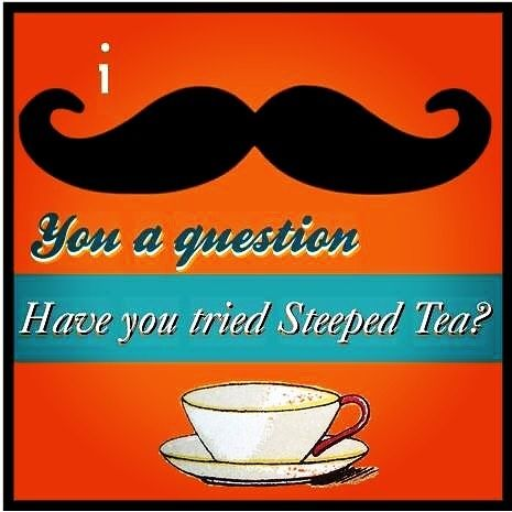 Well...have you?  #steepedtea #looseleafteas #over100flavours by steeped_tea_with_robin