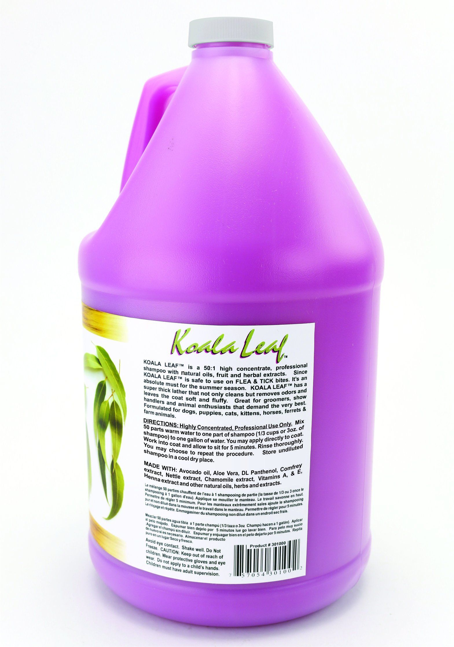 Kelco Koala Leaf Shampoo Gallon Be Sure To Check Out This Awesome Product This Is An Affiliate Link Doggr Dog Grooming Supplies Dog Grooming Oil Shampoo