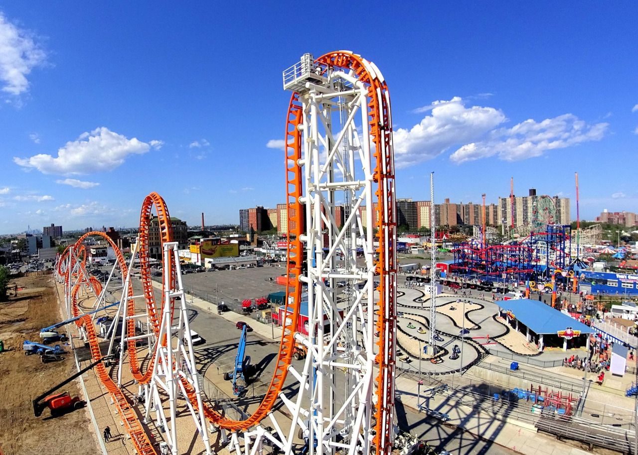 The Coney Island Thunderbolt An Icon Reborn Roller